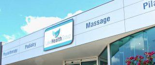 Lake Health Inner banner